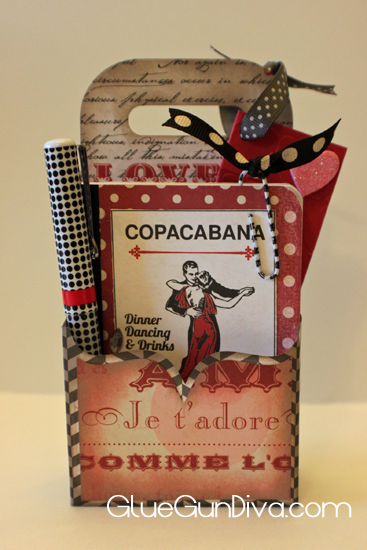Copacabana Basket Valentines Day