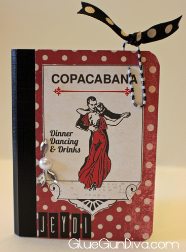Copacabana Book